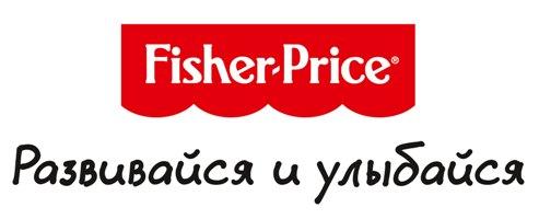 Обучаемся в домике от Fisher-Price®!
