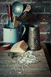 Кулинарный итальянский словарь: грана падано