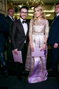 Fashion New Year Awards 2015