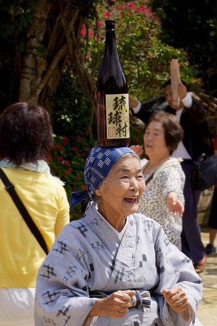 Остров долгожителей Окинава