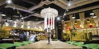 В Москве открылось кафе – трасформер «Лейка»
