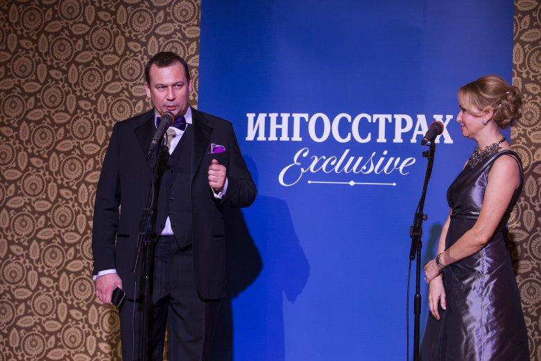 Традиционный вечер для клиентов «Ингосстрах Exclusive» прошел  в Большом театре