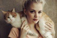 Почему девушки любят котиков вместо мужчин