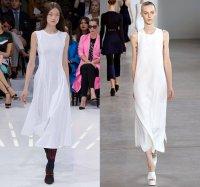 Тренд весна 2015: белый цвет