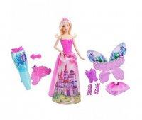 Кукла Barbie представляет новые сказочные образы !