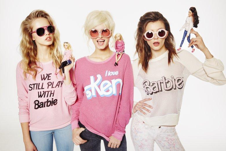 Wildfox и Barbie представляют капсульную коллекцию Barbie Dreamhouse!