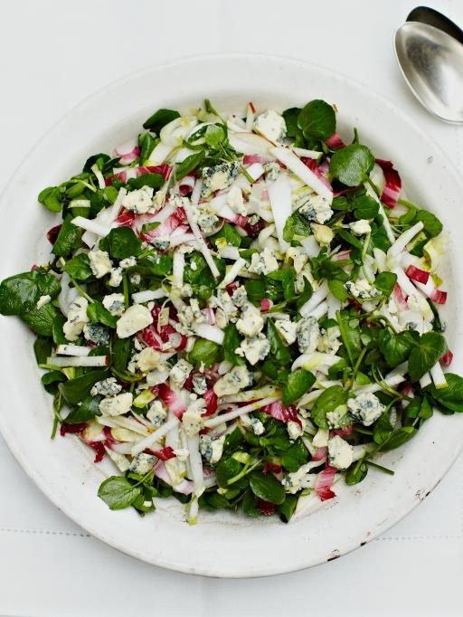 Универсальные заправки для салатов от Джейми Оливера