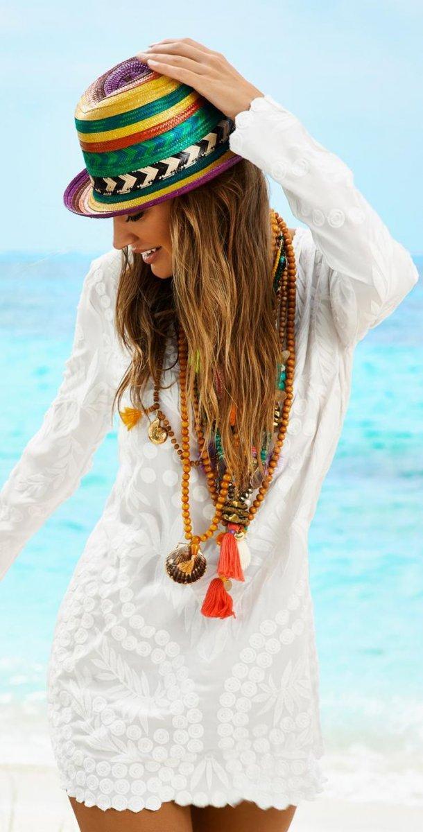 Кружевные платья: тренд сезона лето 2015
