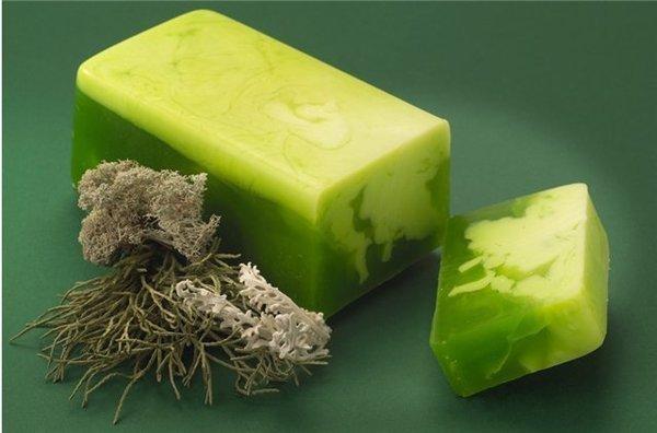 Травяное мыло своими руками