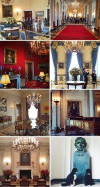 Экскурсия по Белому дому