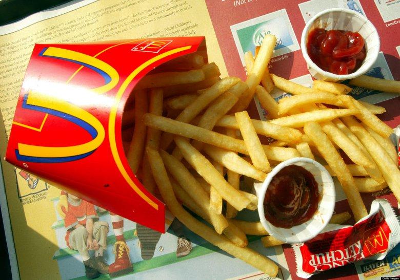 Маленькие секреты большого McDonald`s