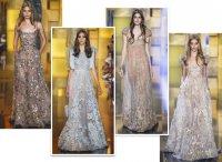 Свадебная коллекция платьев Elie Saab осень-зима 2015/2016