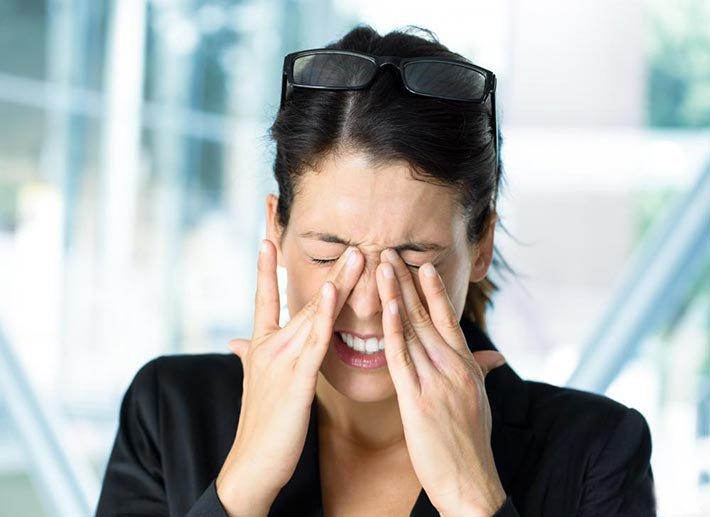 Как защитить глаза от компьютера