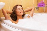 Натуральные добавки для приема ванны
