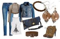 Модный деним: что выбрать и с чем сочетать
