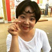 Кореянки и их челки-сердечки