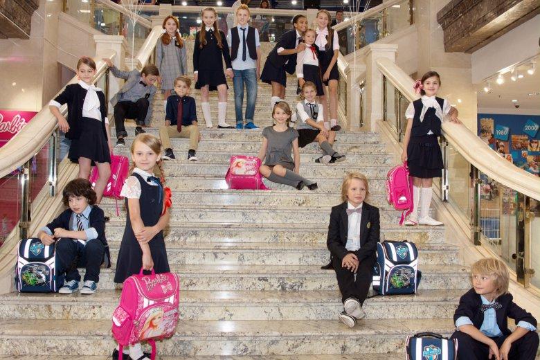 Mattelи «Детский мир» провели fashion-показ