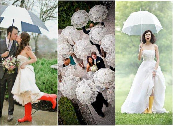 Осенние свадебные тренды