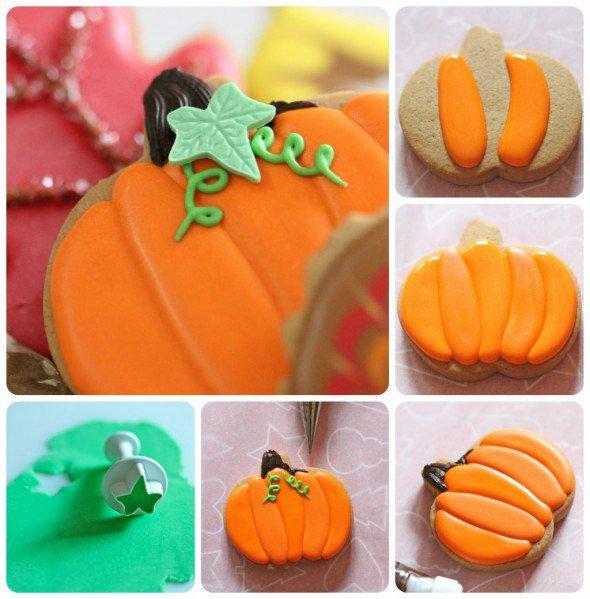 Печенье «Осеннее настроение»