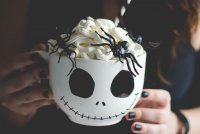 Чашка «Джек Скеллингтон»