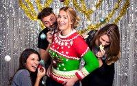 Съедобный рождественский свитер