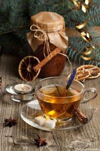 Влияние зеленого чая на организм
