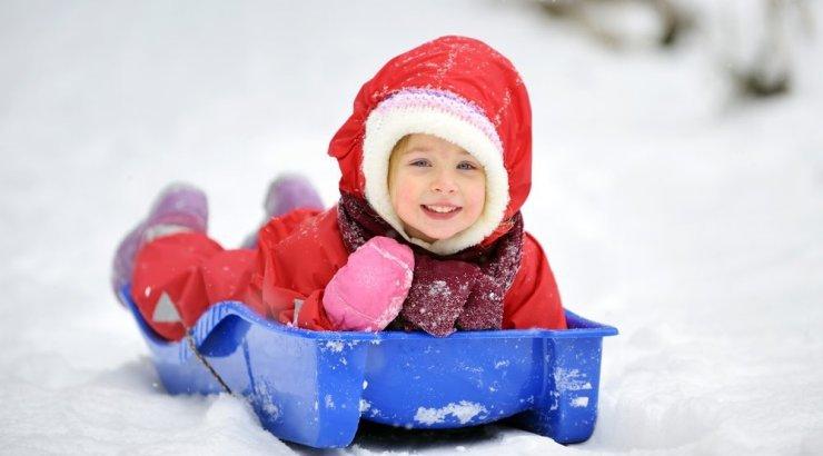 Как избежать авитаминоза у ребенка зимой
