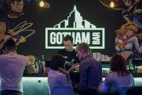 В Киеве открылось новое pre-party заведение «GOTHAM Bar» (фото)