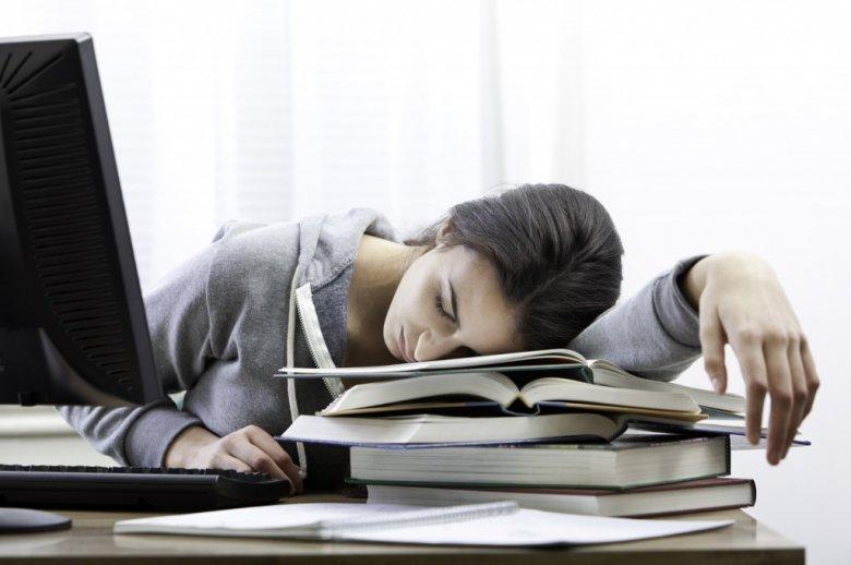 Как прогнать усталость на работе