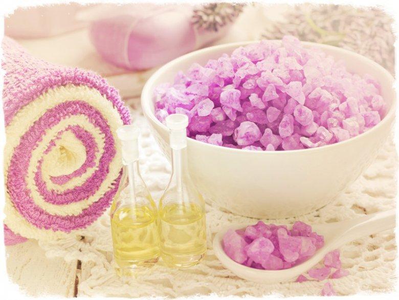 Как сделать домашнюю соль для ванны: советы для начинающих