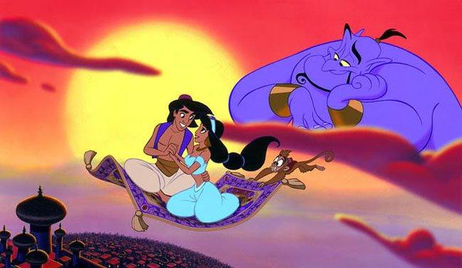 Удивительные секреты диснеевских мультфильмов