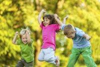 Игра для детей на свежем воздухе: «Греческая статуя»