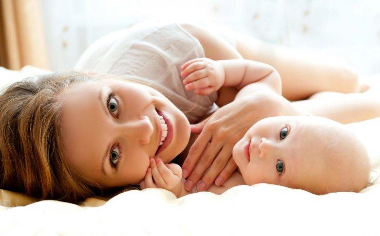 3 простые хитрости для молодых мам