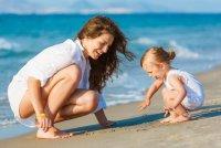 Когда использовать солнцезащитный крем ребенку?