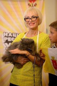 Знакомьтесь, Вениамин - самый старый кот Украины