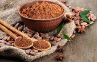 Маска из какао для улучшения цвета лица