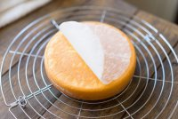 Как испечь абсолютно ровный бисквитный корж