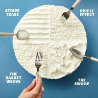 4 простых способа украсить торт
