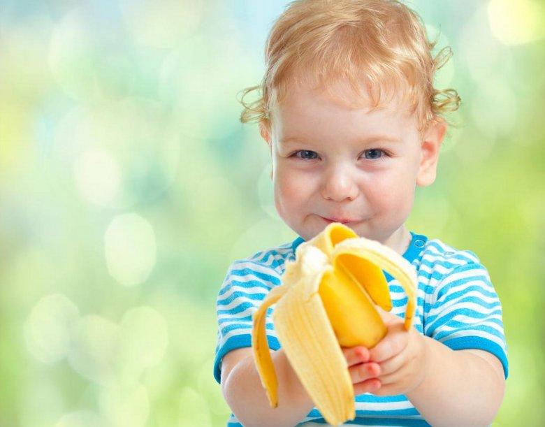Почему бананы вредны для детей