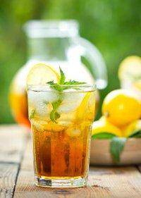 ТОП-4 идеи приготовления холодного чая