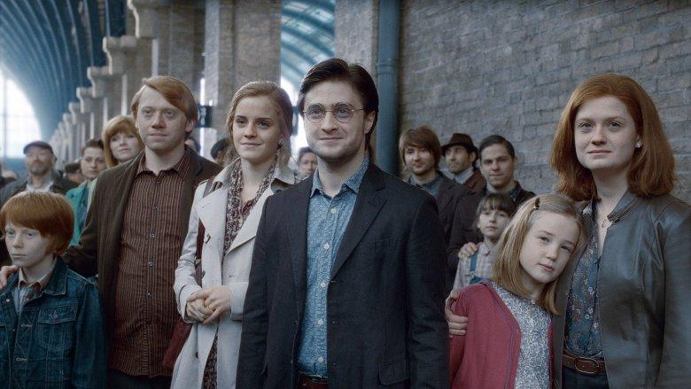 Warner Bros. намерены снять еще один фильм о Гарри Поттере
