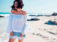 Модный тренд лета: открытые плечи