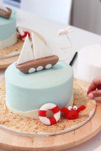 Как сделать съедобный песок для украшения тортов