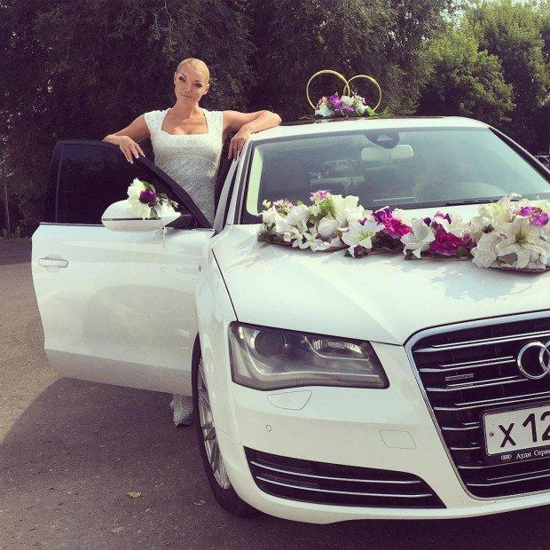 Анастасия Волочкова вышла замуж???