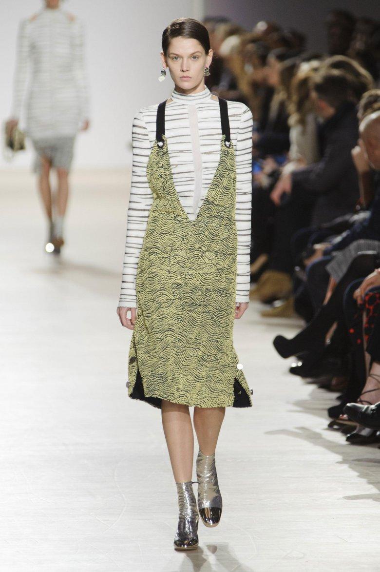 Платье-комбинезон: тренд осени 2016