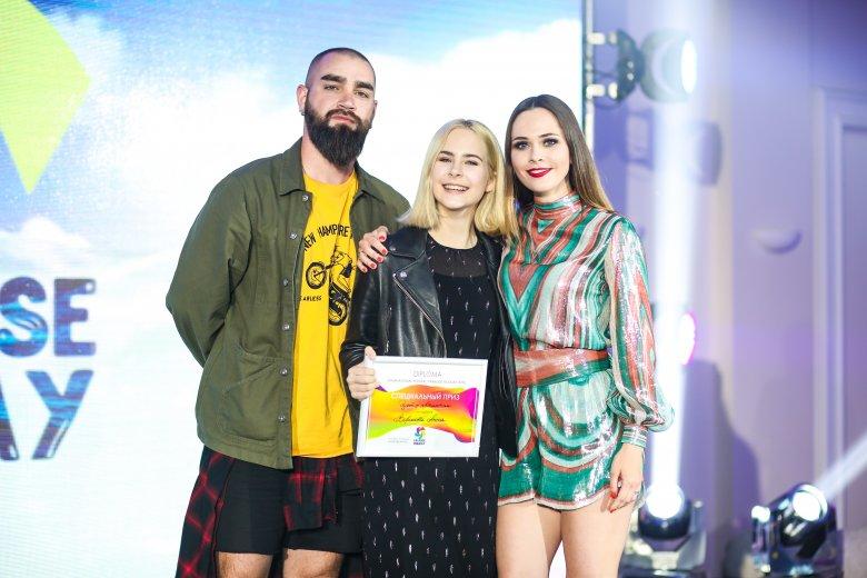 Украинские артисты провели weekend с талантливыми детьми