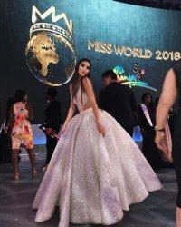 Победительницей конкурса «Мисс мира-2018» стала мексиканка Ванесса Понсе