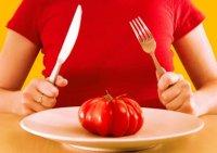 Помидорная диета для похудения и профилактики рака