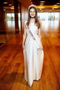 Мини-мисс Украина Дарина Галицкая стала ведущей конкурса красоты на Канарах